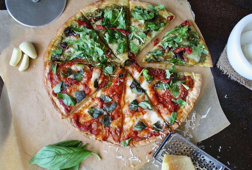 Test pizz mrożonychGiuseppe