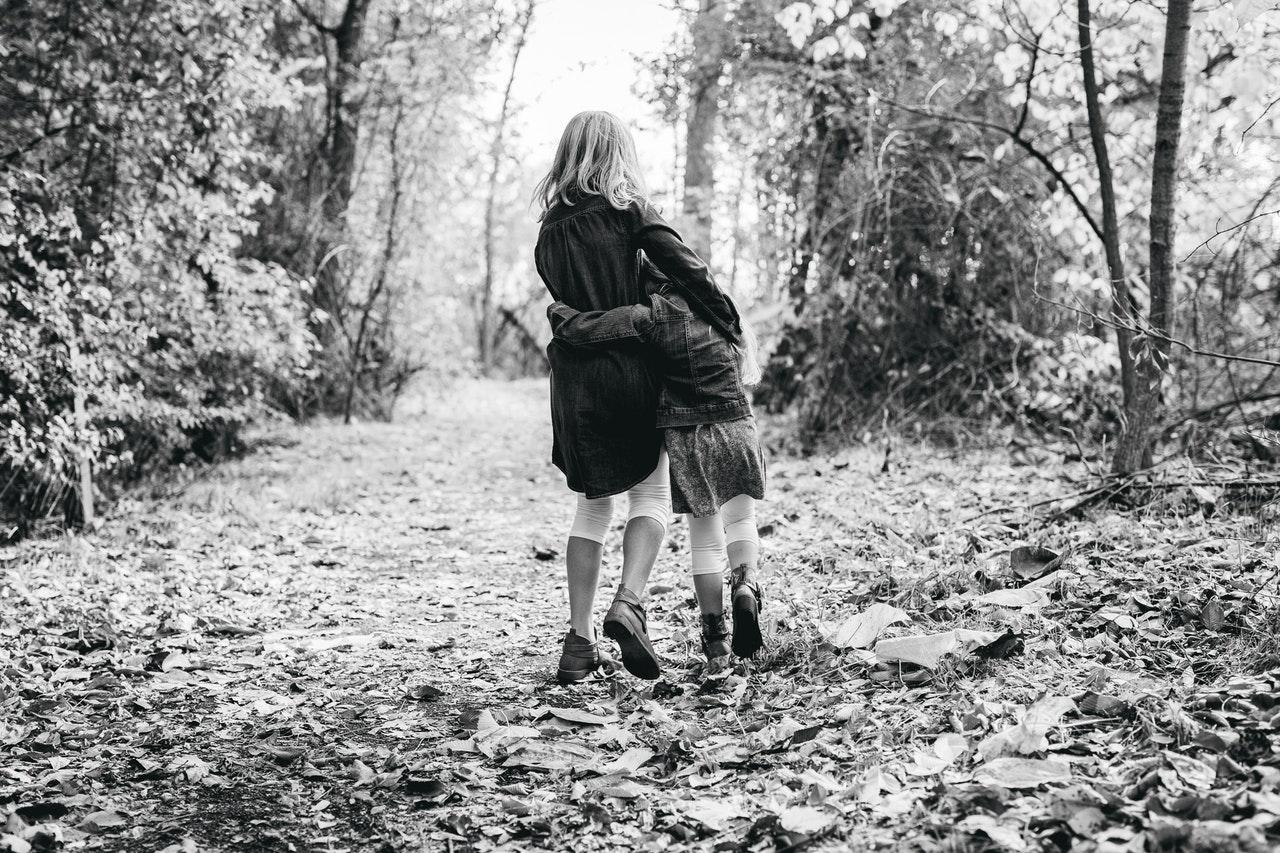 Burzliwy związek czyli relacja siostr