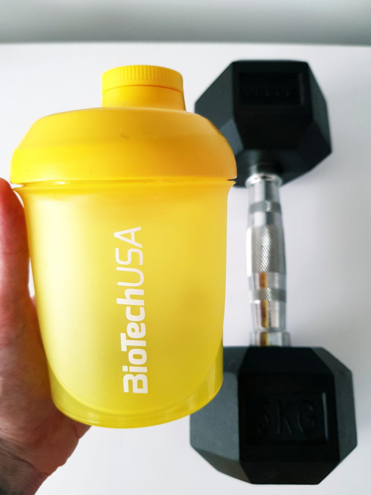 Test odżywki białkowej BioTechUsa